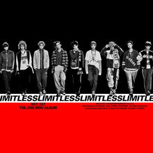 "NCT 127 ""LIMITLESS"""