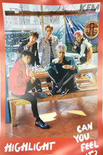 "HIGHLIGHT ""CAN YOU FEEL IT?"" Poster"
