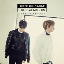 "D&E ""THE BEAT GOES ON"""