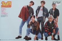"SHINEE ""1 Of 1"" Poster"