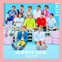 "WANNA ONE ""TO BE ONE"""