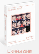 "WANNA ONE ""UNDIVIDED"""