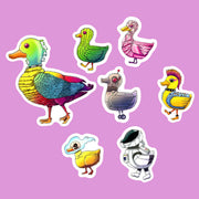 Duckies Sticker Pack