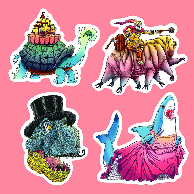 Fairytails Sticker Pack