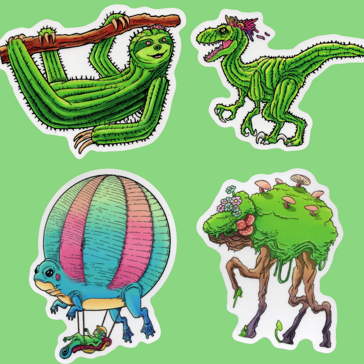 Verde Sticker Pack