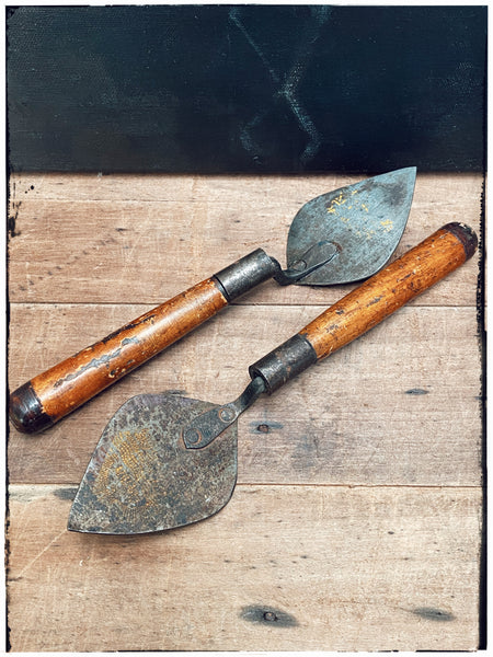 Vintage Indian trowel