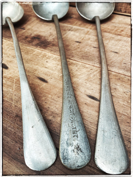 Long handled spoons