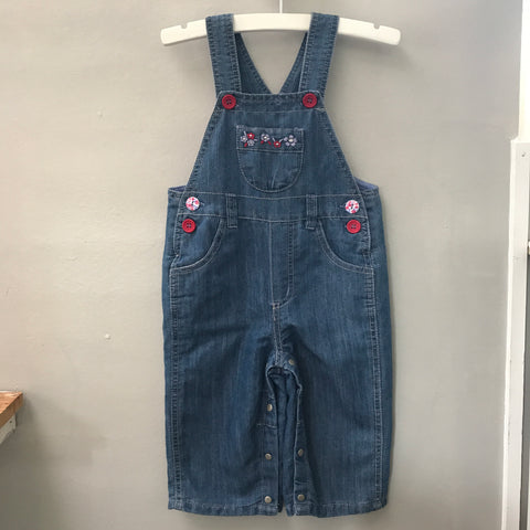 Overalls size 1-2