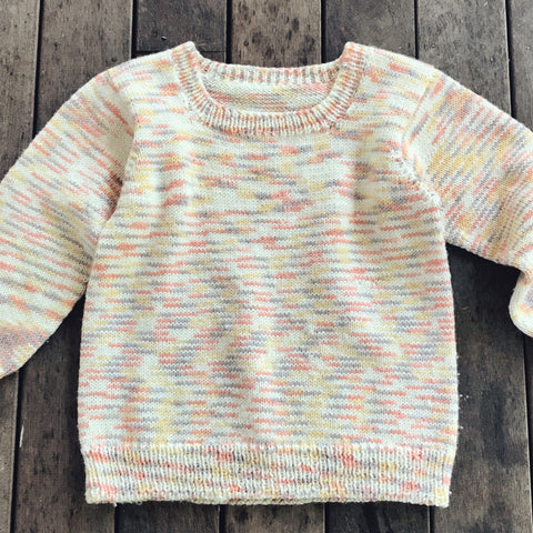 Handknitted jumper