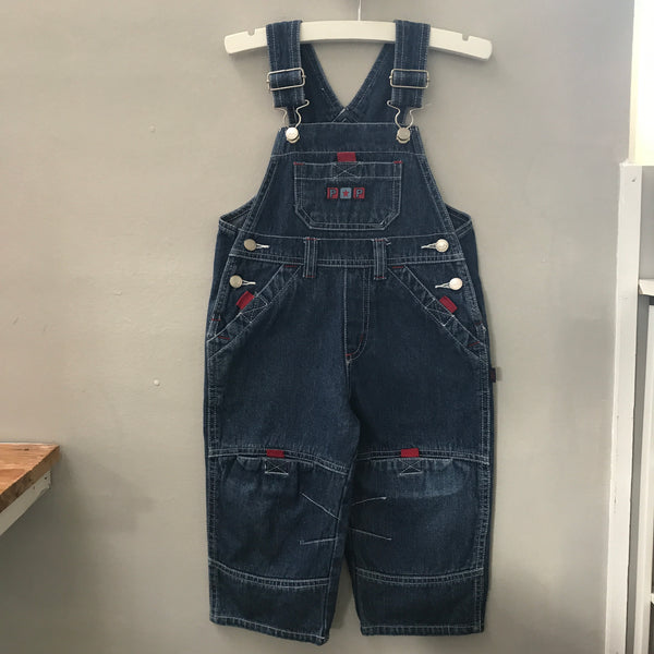 Overalls size 2-3