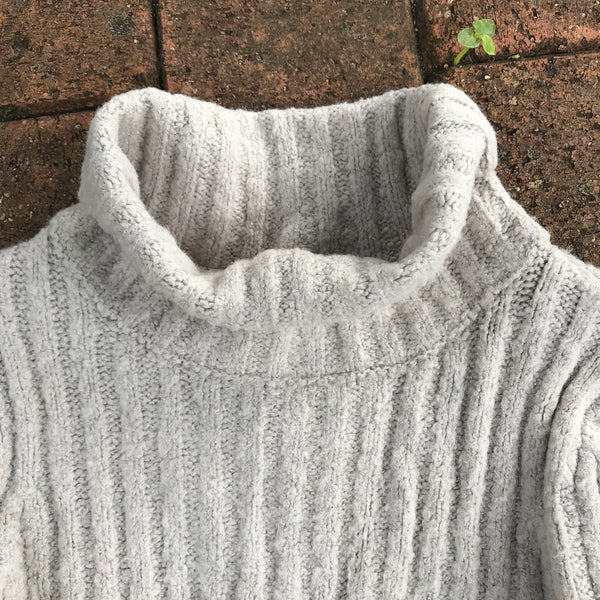 Chunky chenille jumper size 4