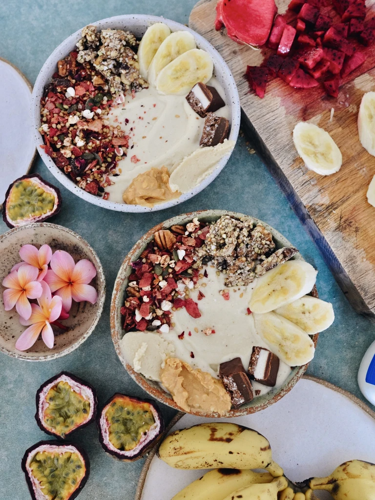 For the Love of Food Byron Bay Smoothie Bowl
