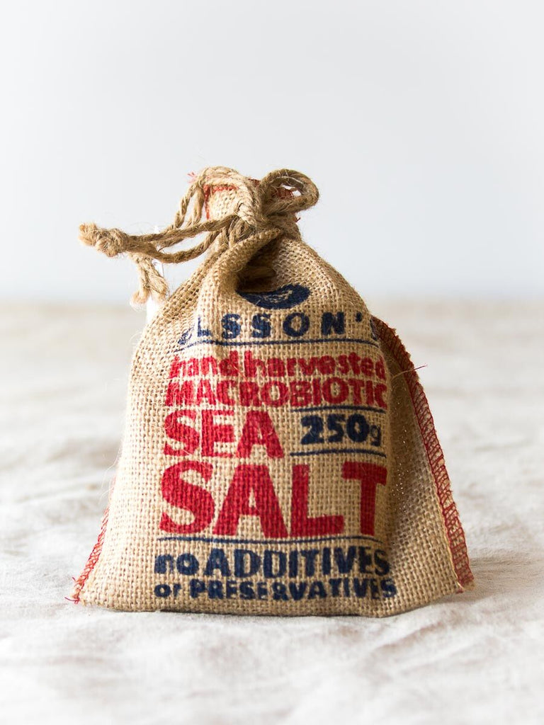 Olssons Macrobiotic Raw Sea Salt