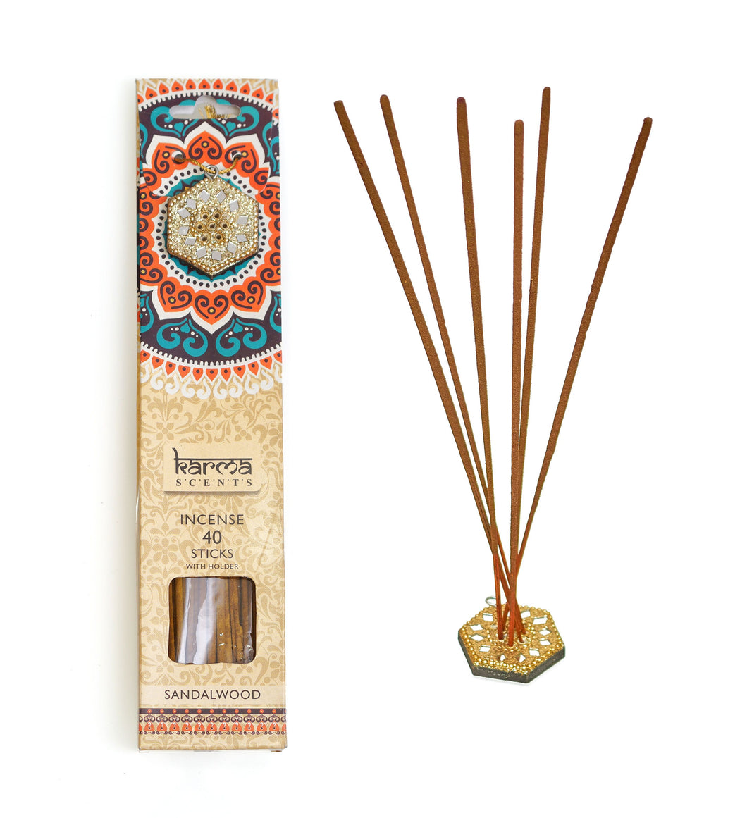 10 sticks of Citronella Incense - 20 inches long in Tube with cardboard PDQ CP 6 /72