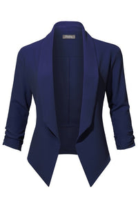 Everyday Blazer - Navy