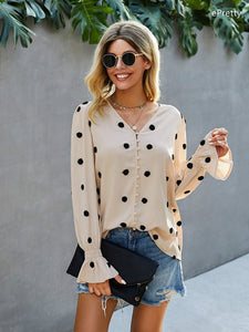 Classy, Lovely, Chic Top