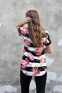 Trail Of Roses Top