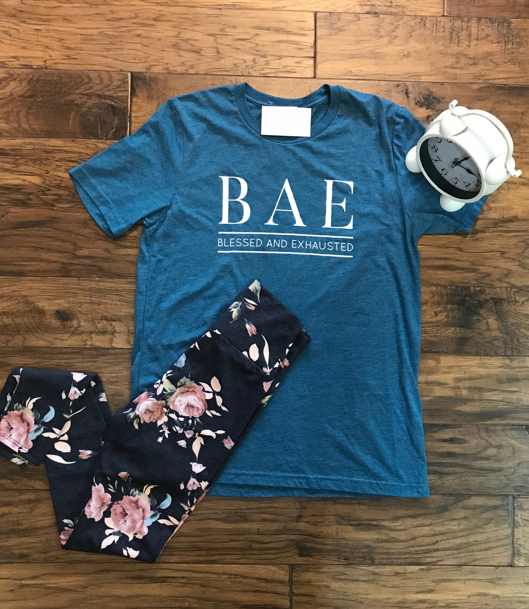 BAE - Blessed & Exhausted