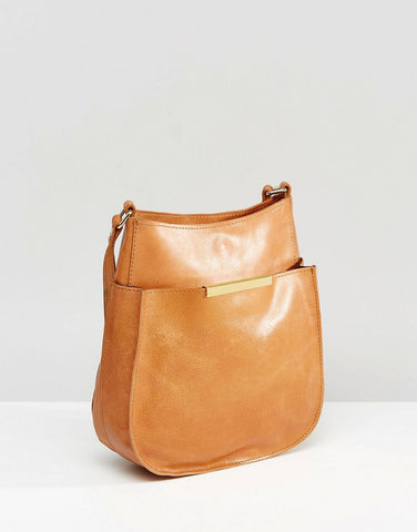 River Island Mini Whipstitch Cross Body Bag
