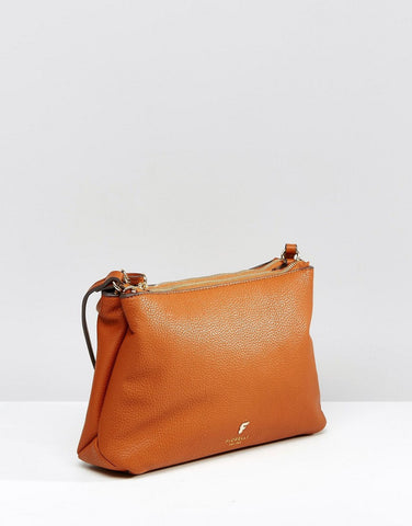 ALDO Colourblock Saddle Bag With Hardwear