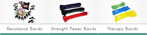Resistance Bands Australia Exercise of the Week - Horizontal Push