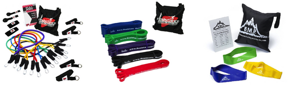 Exercise Resistance Bands Australia