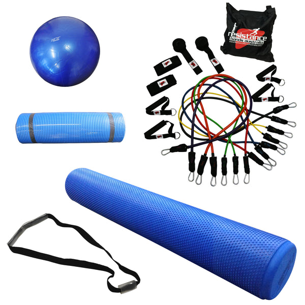 Ultimate Resistance System - Total Body Package - Resistance Bands - Resistance Bands Australia - 1