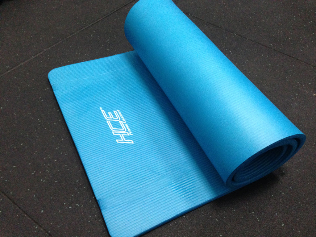 high exercise inch mats thick balancefrom density purpose mat extra products blue strap with anti goyoga yoga carrying all tear