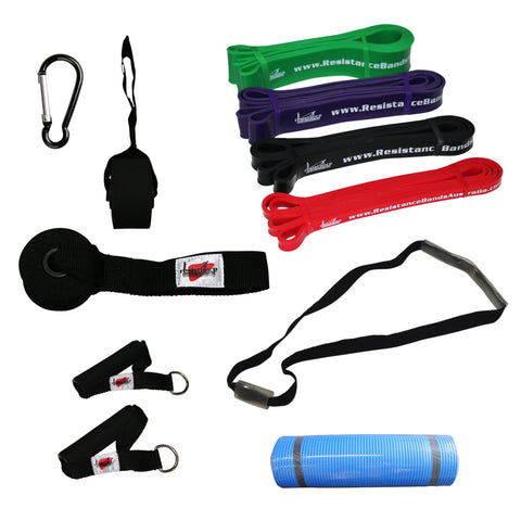Advanced Pro Loop Resistance Bands - Getting Started Package - Resistance Bands - Resistance Bands Australia - 1