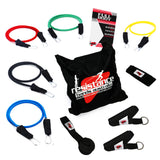 Resistance Band System Plus Guide and Bag - Resistance Bands - Resistance Bands Australia - 2