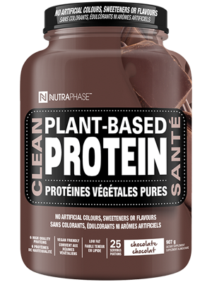 CLEAN PLANT BASED PROTEIN