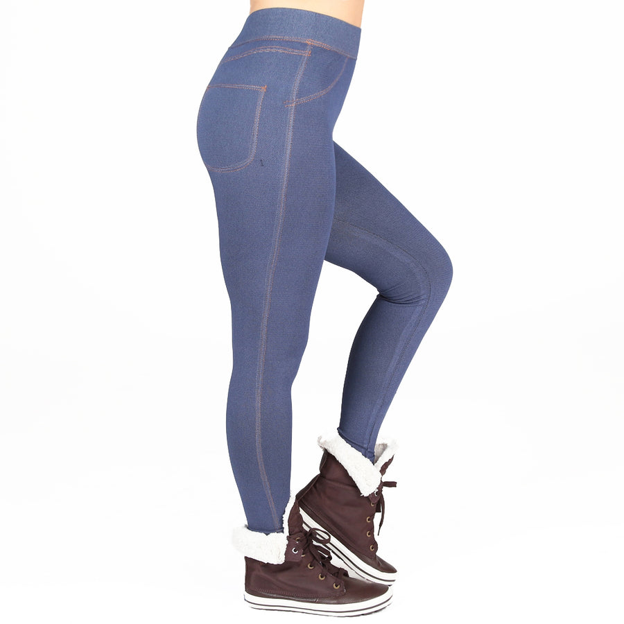 Seamless Stitched Jeggings