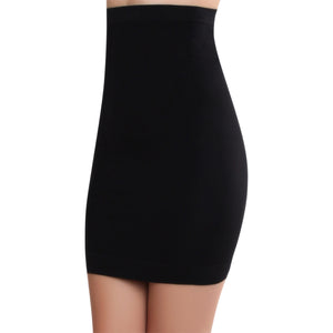 High Waisted Half Slip Under Dresses