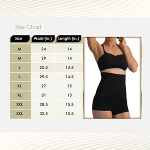 Body shorts High Waist Shapewear