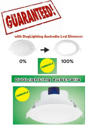dimmable Led downlight duglighting australia