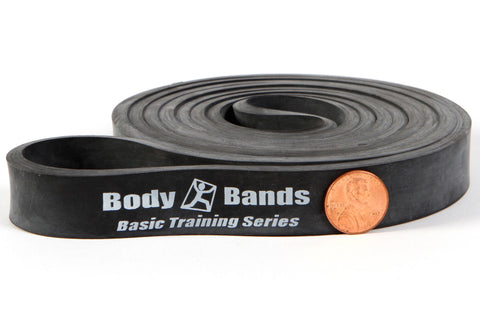 Black 3/4-inch Loop Band