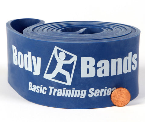 Blue 2 1/2-inch Loop Band
