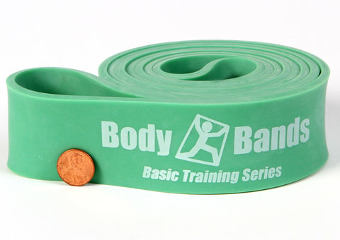 Green 1 3/4-inch Loop Band