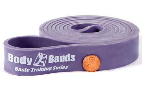Purple 1 1/8-inch Loop Band