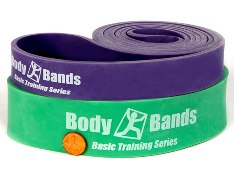 Pull Up Assist Band Set 2
