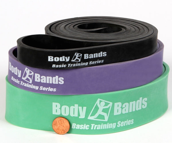 Pull Up Assist Band Set 3