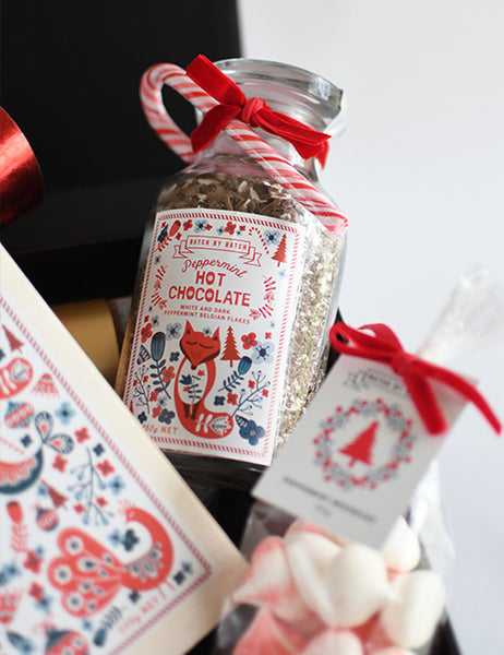 Peppermint Bark Hamper
