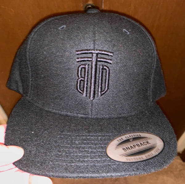 Snapback Shield Hat - Full Front