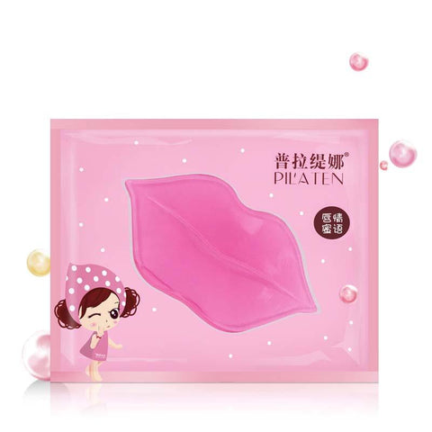 Pink Collagen Lip Mask