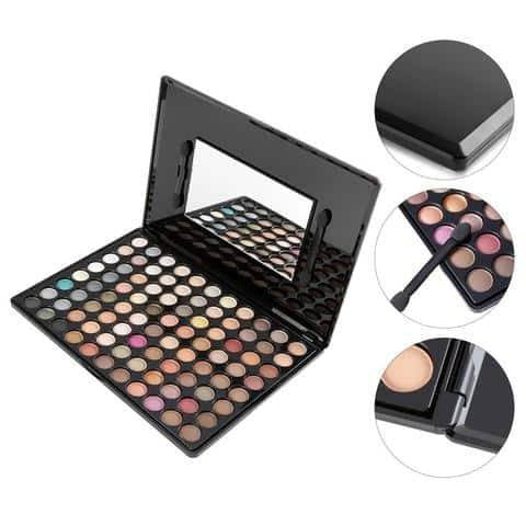 88 Pro Full Color Neutral Warm Eyeshadow Palette