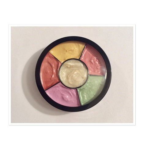Whipped Shea Color Correcting Beauty Butter Pallet