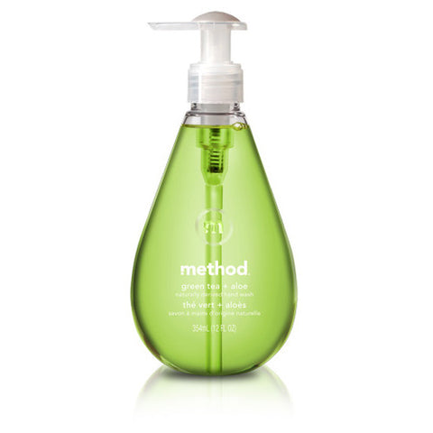 Foaming Hand Wash- Green Tea & Aloe Vera 300ml