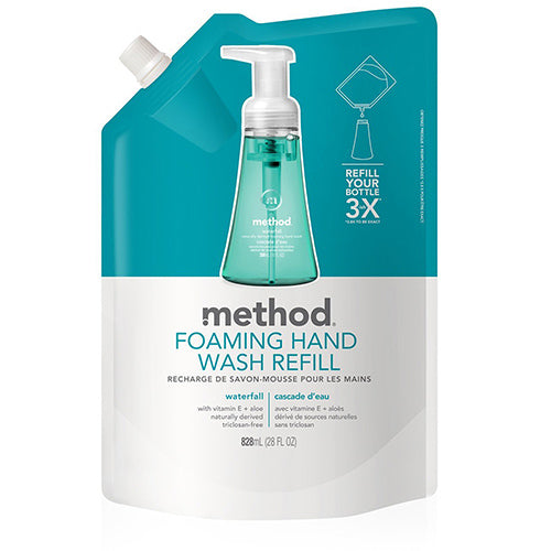 Foaming Hand Wash Refill - Waterfall 828ml