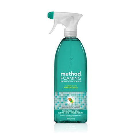 Bathroom Foaming Bathroom Cleaner 828ml