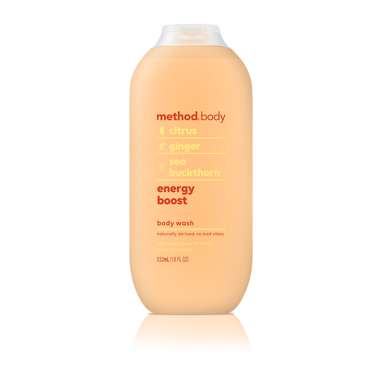 method body wash -unisex